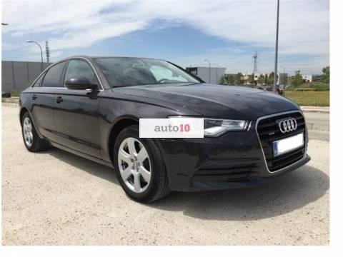 Audi A6 3.0TDI quattro S-Tronic 245