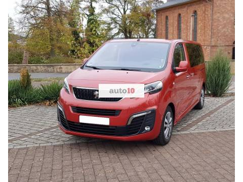 Peugeot Traveller L2 2.0 BlueHDi 150 Allure