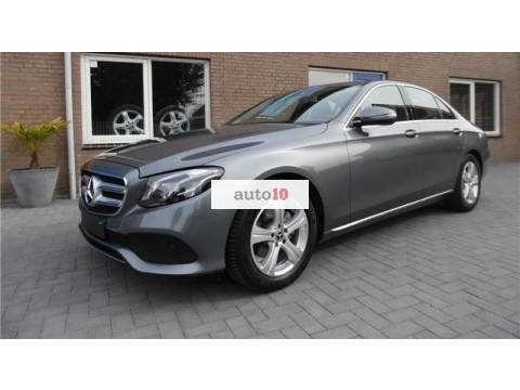 Mercedes-Benz E 200 D Avantgarde LED High Perf.