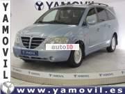SsangYong Rodius 270 XDI AUTOMATICO 165cv 7 Plazas
