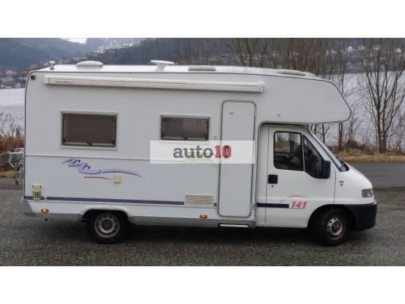 Autocaravana Fiat Ducato 14, 1,9TDi 1999