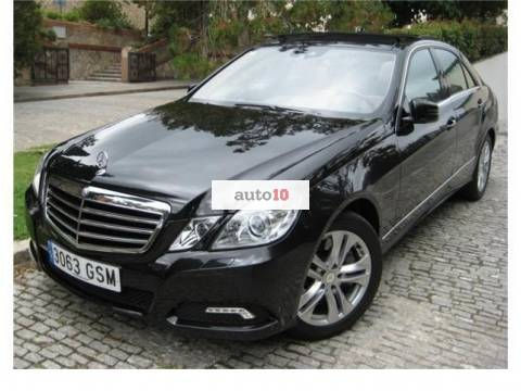 Mercedes-Benz E 500 Avantgarde 4M 7G