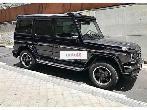 Mercedes-Benz G 500 Largo AMG