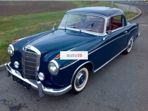 Mercedes-Benz 220 coupe