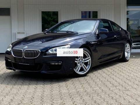 Bmw 640 M-Sportpaket Panorama SoftClose