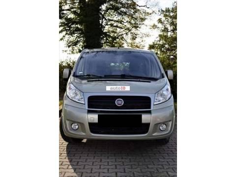 Fiat Scudo Panorama Ejecutivo
