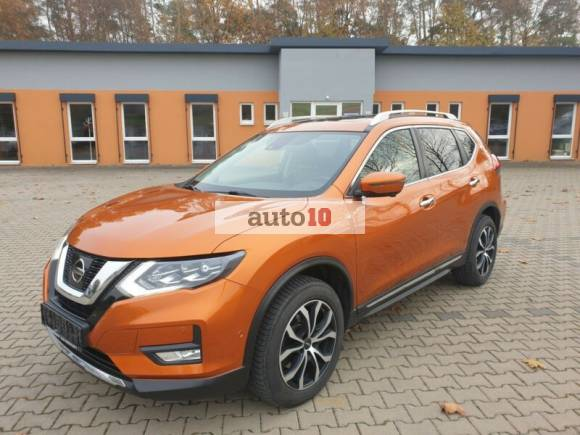 Nissan X-Trail 2.0 dCi ALL-MODE 4x4i Xtronic Tekna
