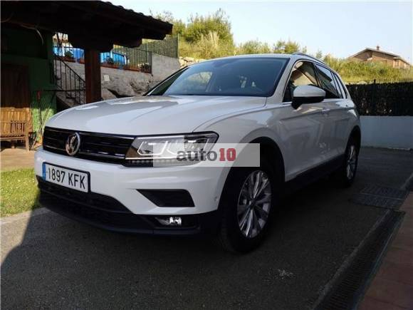 Volkswagen Tiguan 2.0TDI Advance