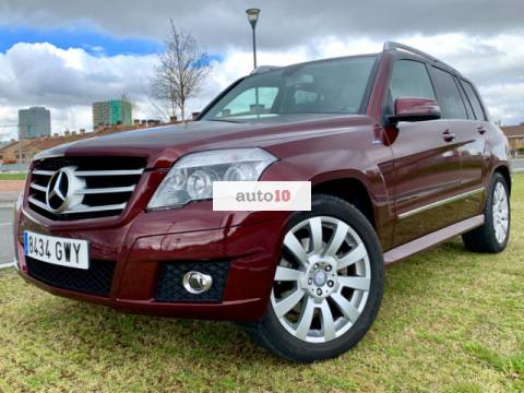Mercedes-Benz GLK 220 CDI 170cv BE Limited Edition