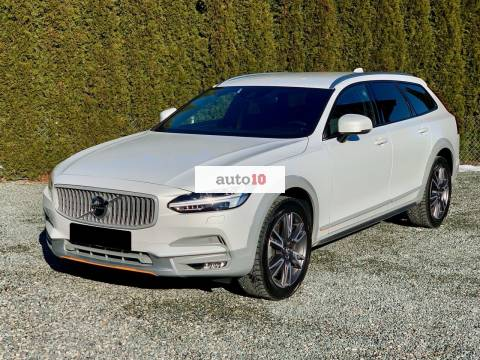 Volvo V90 Cross Country D4 200CV Ocean Race AWD aut Polestar
