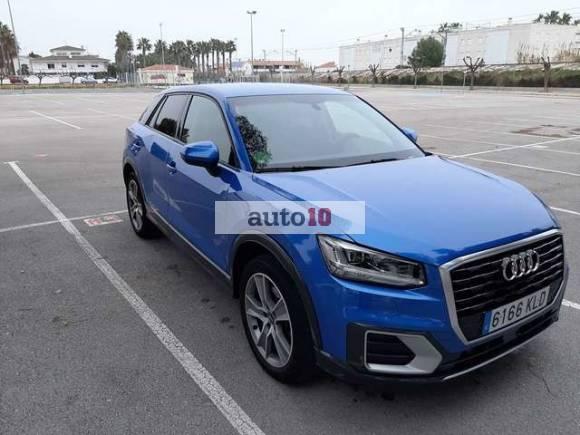 Audi Q2 1.0 TFSI Design edition S tronic