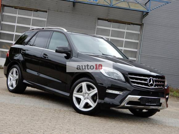 Mercedes-Benz ML 350 CDI AMG