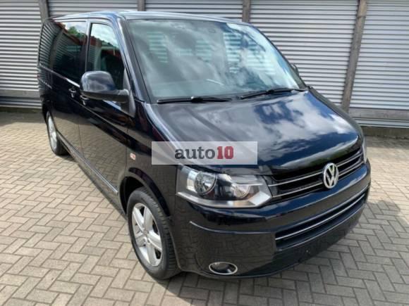 Volkswagen Multivan DSG 4MOTION BiTdi