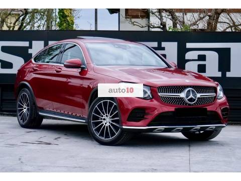 Mercedes GLC 350 d AMG 4Matic