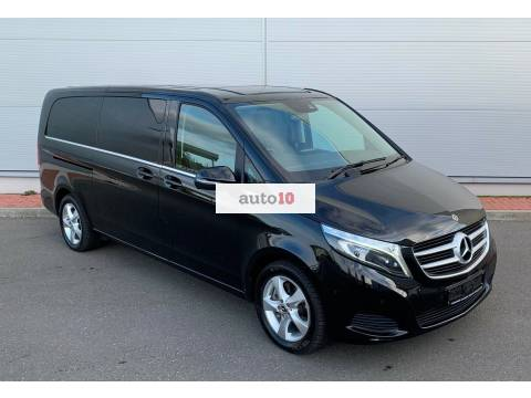 Mercedes-Benz V 250 AV XL 8 Asientos Extralargos