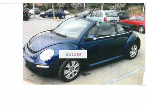 Vendo New Beetle Cabrio 1.9 TDI en perfecto estado