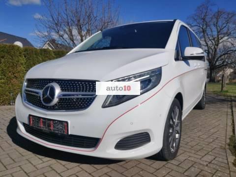 Mercedes-Benz V220 d lang Edition LED
