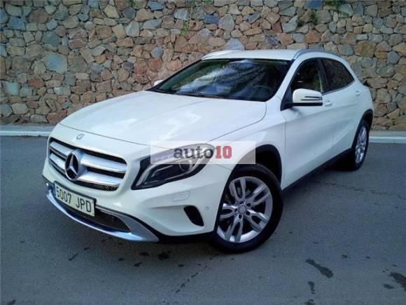 Mercedes-Benz GLA 200 d Urban 7G-DCT