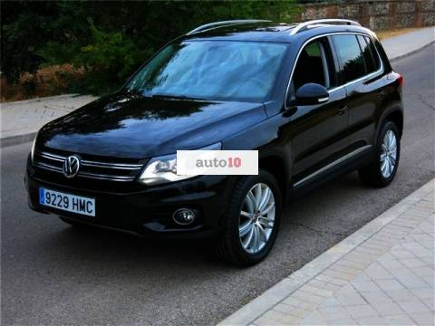Volkswagen Tiguan 2.0TDI Country 4Motion 170