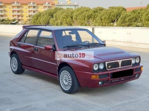 Lancia Delta Hf Integrale 16 V