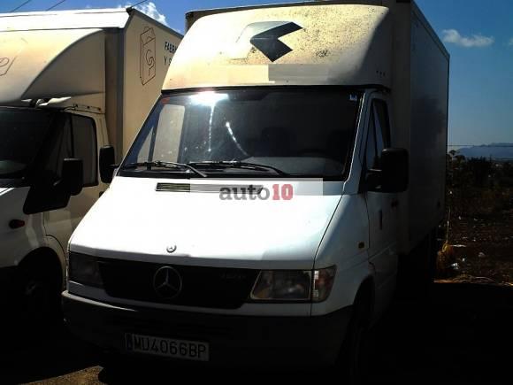 MERCEDES SPRINTER 412 CDI caja ISOTERMO o paquetera.