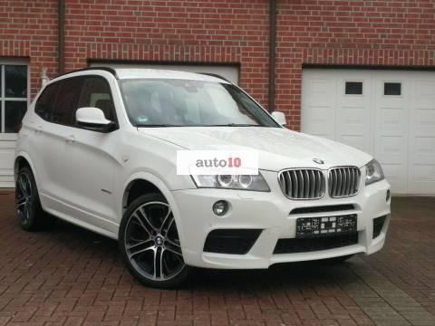 BMW X3 xDrive 35d M-Sport