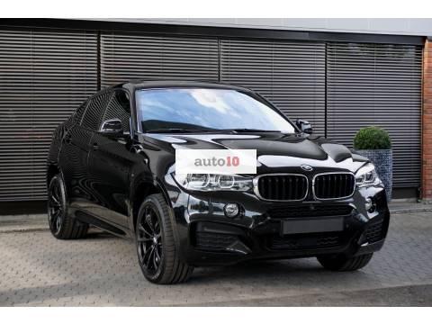 BMW X6 xDrive 30dA