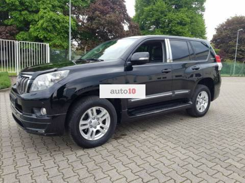 Toyota Land Cruiser 3.0 D-4D 60th Anniversary