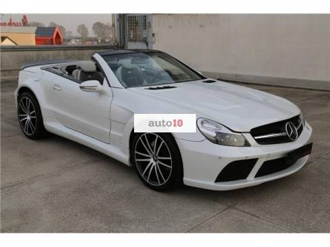 Mercedes-Benz SL 55 AMG kit Black Series