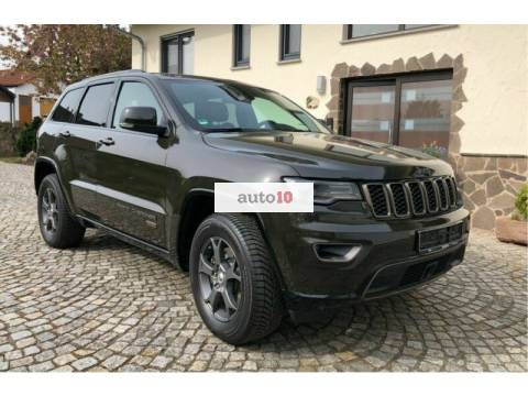 Jeep Grand Cherokee 3.0I Multijet 75th Anniversary