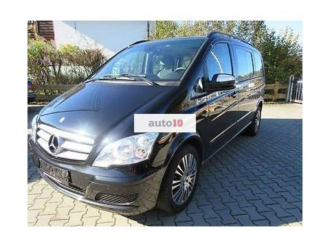 Mercedes-Benz Viano FUN 2.2 CDI kompakt