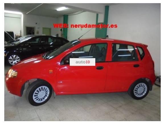 DAEWOO KALOS 1.4i 5-P - OFERTADO 1.950€ POR CIERRE.