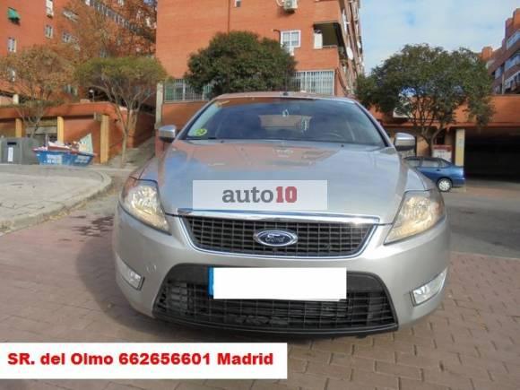 FORD MONDEO 2.0 TDCI OFERTADO 5.500.-€ POR JUBILACION