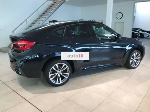 BMW X6 xDrive30d M-SPORT+PANO+HEAD-UP+STANDHZG+KOMFORTSITZE+