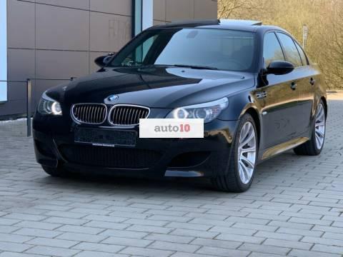 BMW M5 E60 LCI Navi Xenon