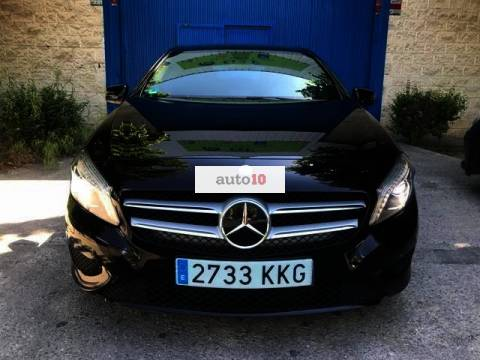 Mercedes-Benz A 220 CDI BE Urban 7G-DCT