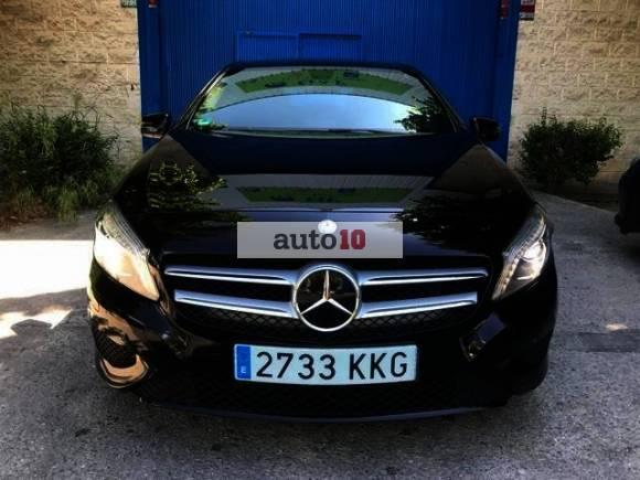 Mercedes-Benz A 220 CDI BE Urban 7G-DCT