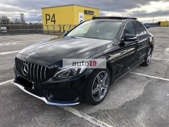 Mercedes-Benz C 300  7G-TRONIC AMG Line
