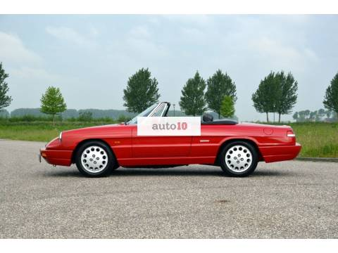 Alfa Romeo Spider S4 2.0i