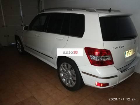 Mercedes GLK 2011 170cv Diesel