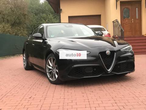 Alfa Romeo Giulia 2.2 Diesel AT8-Q4 Veloce 4x4