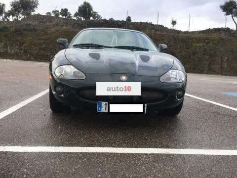 Jaguar XKR Coupé 4.0 Aut.