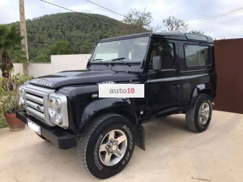 Land Rover Defender 90 IMPECABLE SOLO 118.000 KMS