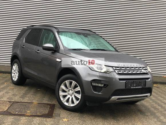 Land Rover Discovery Sport Panorama