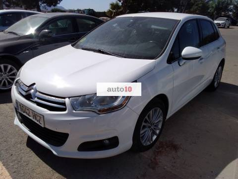 CITROEN C4 1.6 HDI SEDUCTION 110 CV.