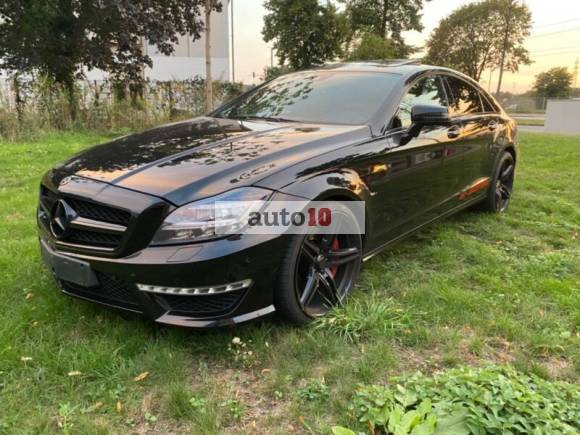 Mercedes-Benz CLS 63 AMG 4Matic Performance MCT