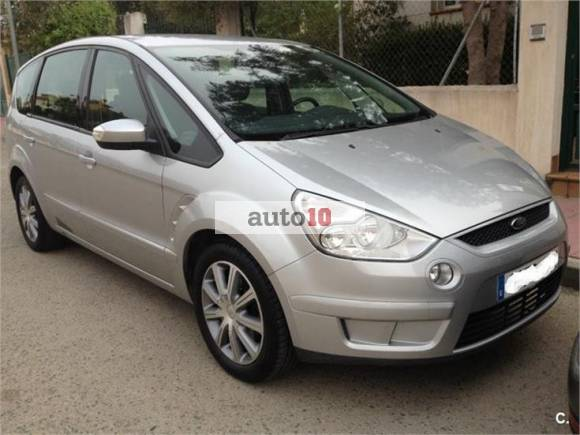 FORD SMAX 2.0 TDCi Trend