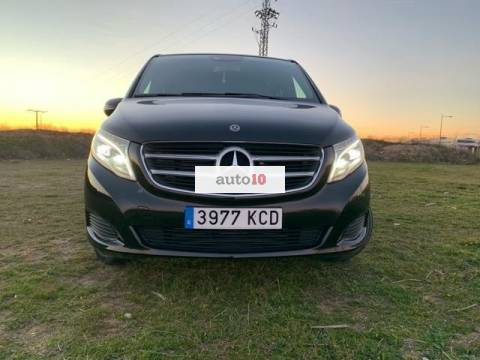 Mercedes-Benz V 200 Clase CDI Largo Avantgarde