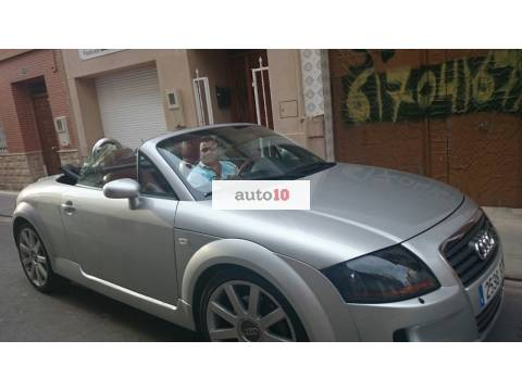 Audi tt de segunda mano en valencia - Mobiliario hosteleria segunda mano valencia ...