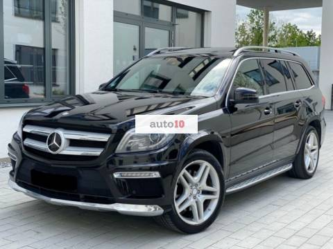 Mercedes-Benz GL 350 BlueTEC 4Matic 7G-TRONIC Design AMG-Paket